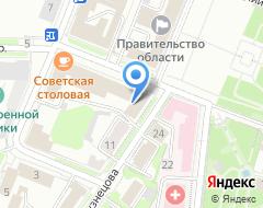 Компания Проект Инжиниринг Девелопмент на карте города