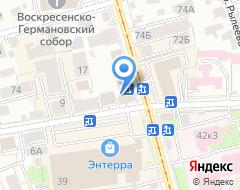 Компания РСТ на карте города