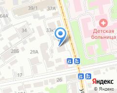 Компания Берифильтр на карте города