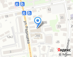 Компания КПД-1 на карте города