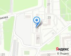 Компания Жилые комплексы: Дом на Минаева, Нахимова, Юг на карте города