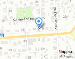 Компания Линолеум+ на карте города
