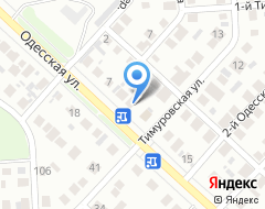 Компания Стройконтинент на карте города