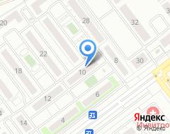Компания Greenпарк на карте города