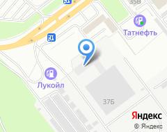 Компания Легато на карте города