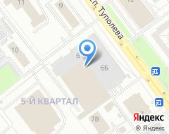 Компания АУДИО КЛАСС на карте города