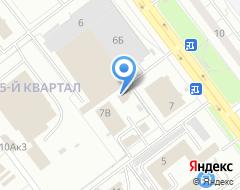 Компания Волга АС1 на карте города