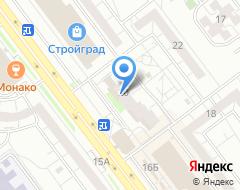 Компания Аквафор на карте города