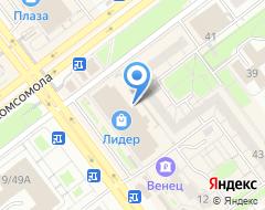 Компания Симбирск-Бетон торгово-производственная компания на карте города
