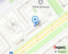 Компания Гарант на карте города