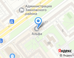 Компания М-Сервис на карте города