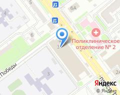 Компания Корса на карте города