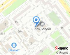 Компания Триас+ на карте города