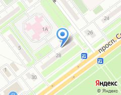 Компания Чебоксарский Стройкомбинат на карте города