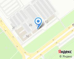 Компания Строительные Технологии-Групп на карте города