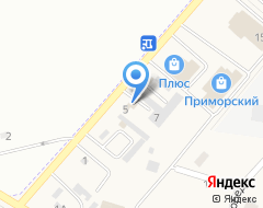 Компания Магазин строительных материалов и металла на карте города