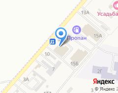 Компания Евросэлл на карте города