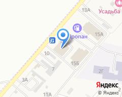 Компания Торгово-строительная компания на карте города