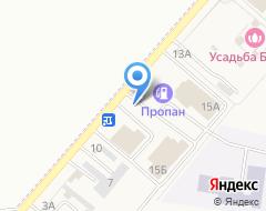 Компания Магазин строительно-отделочных материалов на карте города