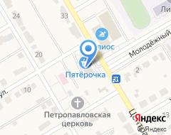 Компания Оренлек сеть аптек на карте города