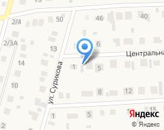 Компания Кармен на карте города