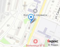 Компания Отдел лицензионно-разрешительной работы Отдела МВД России по г. Оренбургу на карте города