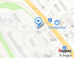Компания Белагро на карте города