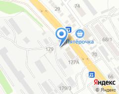 Компания Южуралаккумулятор на карте города