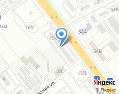 Компания 101бампер.рф на карте города