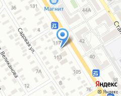 Компания Автомир56 на карте города