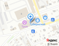 Компания Strike на карте города