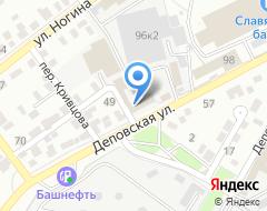Компания ПАРТНЁР-АВТО на карте города