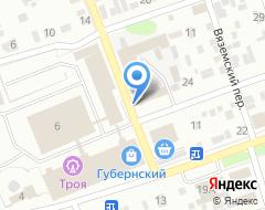 Компания СпецАвтоСнаб на карте города