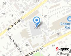 Компания Оренбургский авторемонтный завод на карте города