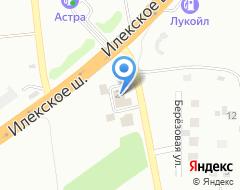 Компания Автовираж на карте города