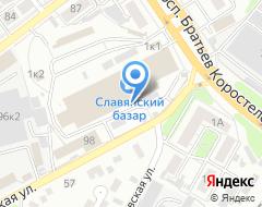 Компания АВТОСТОП 56 на карте города