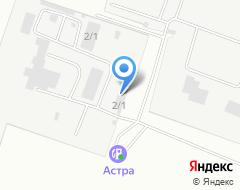 Компания АГЗС на карте города
