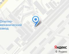 Компания Авто СТАН на карте города