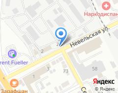 Компания Help-Auto на карте города