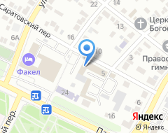 Компания М.И.Г на карте города
