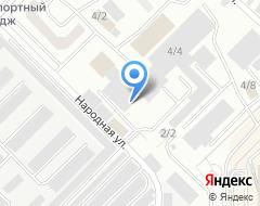 Компания Студия авторемонта на карте города