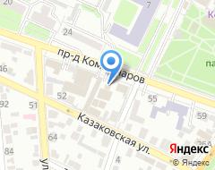 Компания Дом Права на карте города