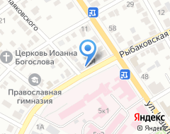 Компания Лада-М на карте города