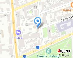 Компания Мехатроника на карте города