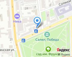Компания ИНФОКОН, ЗАО на карте города