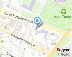 Компания Бриг-БИ на карте города