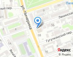 Компания Южно-Уральская оценочная компания на карте города