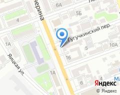 Компания Адвокатский кабинет Зырянова А.Н. на карте города