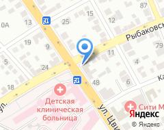Компания Оренбуржье на карте города