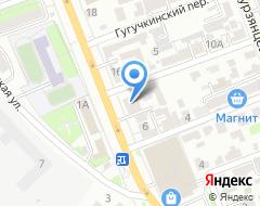 Компания Секретория на карте города
